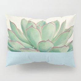Succulent Dip III Pillow Sham