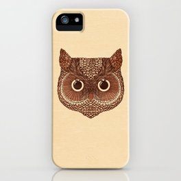 Owlustrations 2 iPhone Case