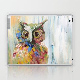 The Lonely Owl Laptop & iPad Skin