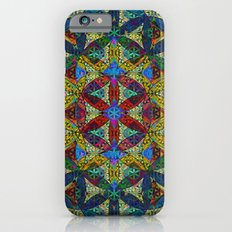 The Flower of Life (Sacred Geometry) Slim Case iPhone 6