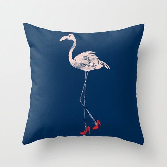 I'm Fabulous Throw Pillow