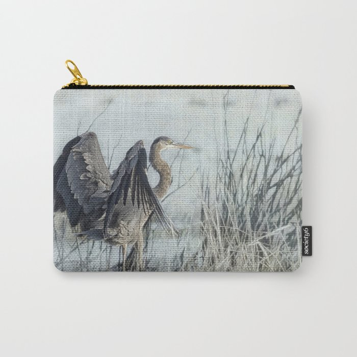 Arriving Carry-All Pouch
