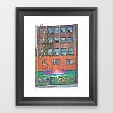 woodwards art Framed Art Print