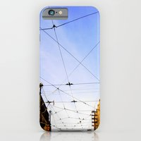 Queen Street Grid Slim Case iPhone 6s