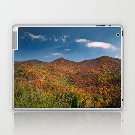 Autumn on the Mountains of the Parkway Laptop & iPad Skin