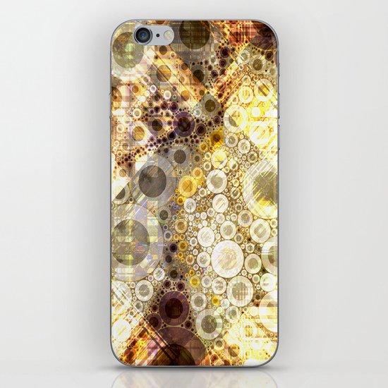 Kringles Chaos iPhone & iPod Skin