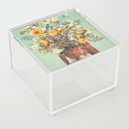You Loved me a Thousand Summers ago Acrylic Box