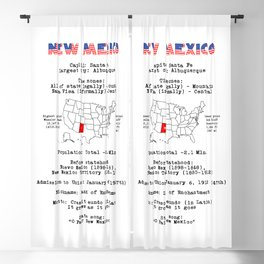 New Mexico Blackout Curtain