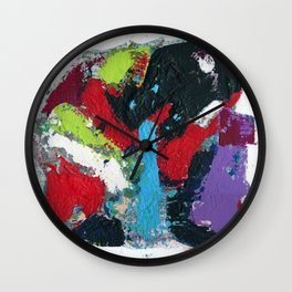 Tic Modern Painting Wall Clock