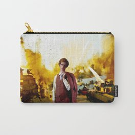 Action Exsplosions :Napoleon Dynamite Carry-All Pouch