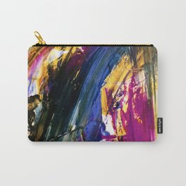 Purple Carry-All Pouch