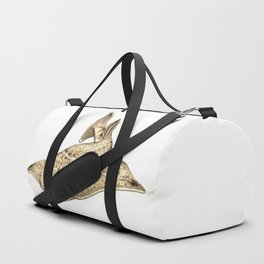 Angel shark Duffle Bag