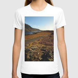 wastwater lake T-shirt