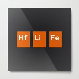 Half Life 3 confirmed Metal Print