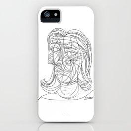 Pablo Picasso Tete de Femme 1939 (Head Of A Woman) T Shirt iPhone Case