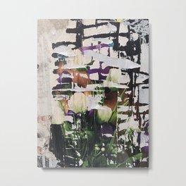 Berlin Posters-Plant Life Metal Print