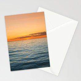 Brilliant Sunset Stationery Cards