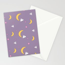 Usagi Tsukino Sheet Duvet - Sailor Moon Bunnies Stationery Cards