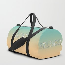 FELINIST - For REAL cat lovers! Duffle Bag