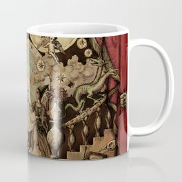The mediaeval theater Coffee Mug
