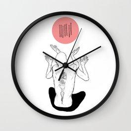 Pre-prayer/Repeat Offender Wall Clock