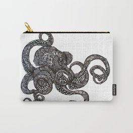 Barnacle Octopus Carry-All Pouch