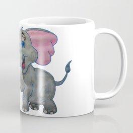 The Elephant and the Mouse Coffee Mug
