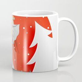 The Saitama Claus Coffee Mug