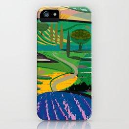 Farms No. 6 iPhone Case
