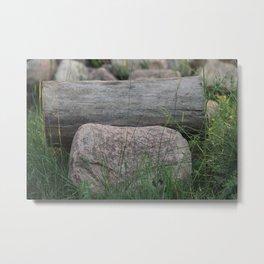 Campfire Comforts no. 1 Metal Print