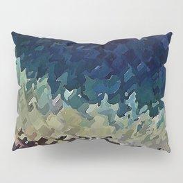 Desert Water Pillow Sham