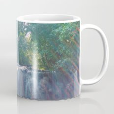 Turquoise Waterfall Coffee Mug