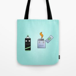 """""""High"""" Lighters Tote Bag"""
