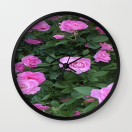 Game Of Love  Wall Clock