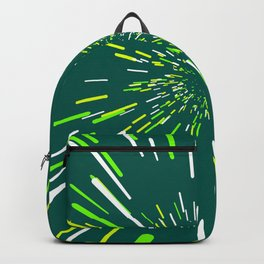 Space Trip 5 Backpack