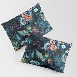 Night Garden Pillow Sham