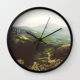 From the Top. Wall Clock