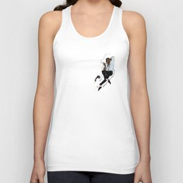 Jurassic Park Pin-ups ~ Ray Arnold Unisex Tank Top
