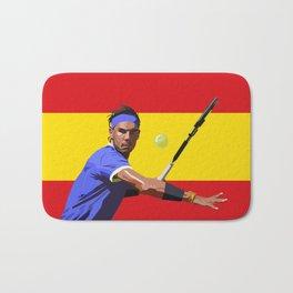 Rafael Nadal | Tennis Bath Mat