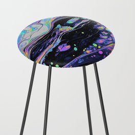 GLASS IN THE PARK Counter Stool