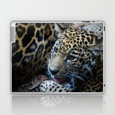 Jaguar Cub Laptop & iPad Skin