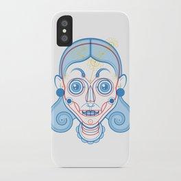 A Rare Girl iPhone Case