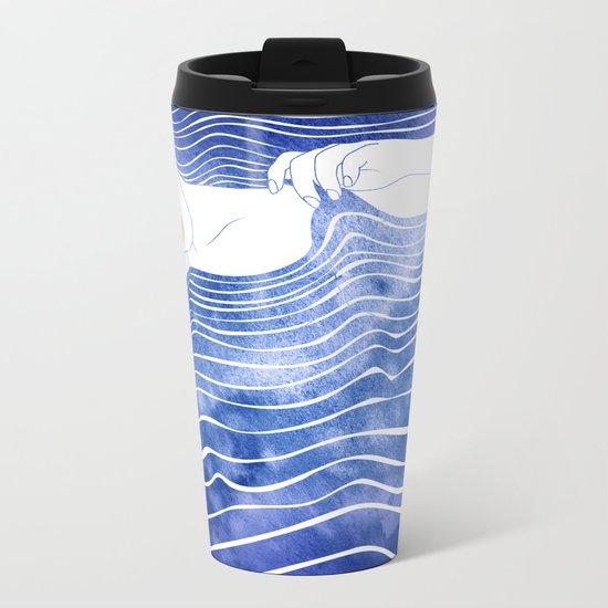 Water Nymph LXVI Metal Travel Mug