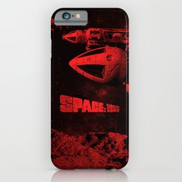 SPACE:1999 iPhone Case