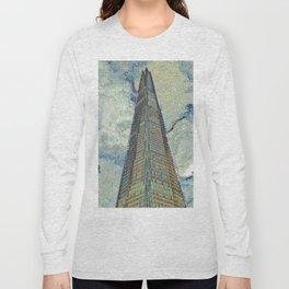 The Shard London Art Long Sleeve T-shirt
