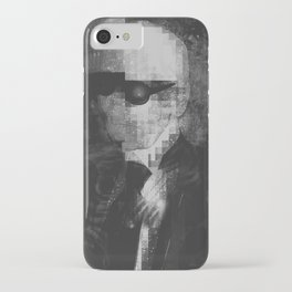 Karl Lagerfeld Tribute - Kendall iPhone Case