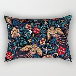 phoenix dance Rectangular Pillow