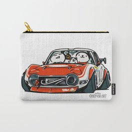 Crazy Car Art 0136 Carry-All Pouch