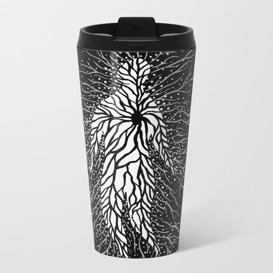 Connected Metal Travel Mug