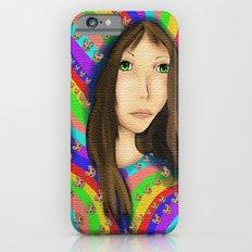 Anime Pop Rainbows iPhone 6s Slim Case